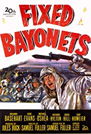 Fixed Bayonets!