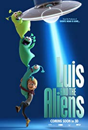 Luis and His Friends from Outer Space