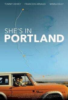 She's in Portland